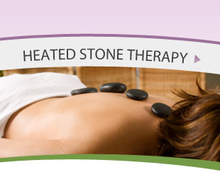 Heated Stone Therapy